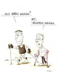 Orthopaedic walking