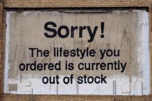 Current life style out of stock