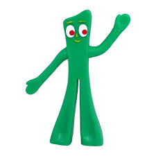 Gumby never complained but I never saw him eat, either.