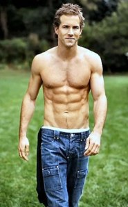 Ryan Reynolds for breakfast would be quite OK.