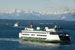 Washington State Ferry MV Chelan