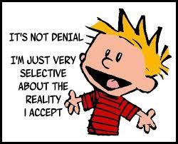 Denial-reality