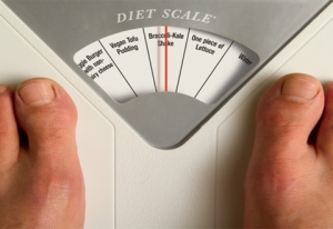 Diet food scale