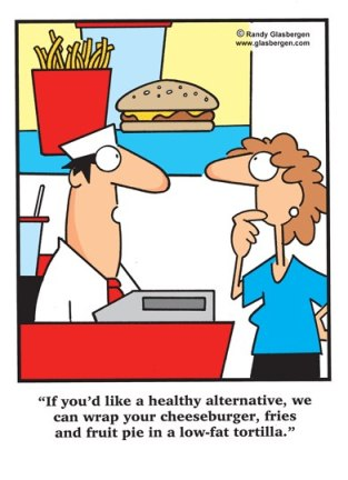 Healthy alternative