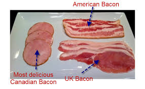 bacon types