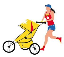 Great Stroller Jog Runs In Victoria.