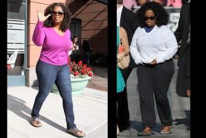 Oprah's Skin Tight Jeans