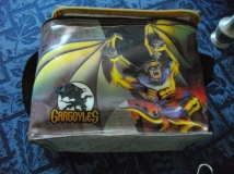 My personal Gargoyles lunch kit