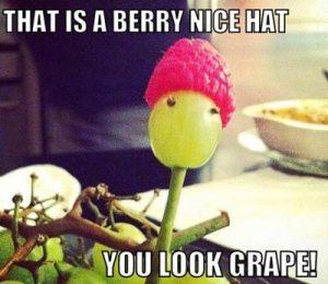 Grape fun