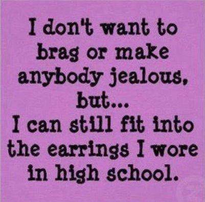 Still fit earrings