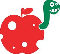 wormy-apple